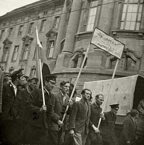 Poznań 1956 r.