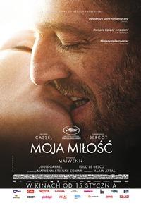 Plakat filmu Moja miłość