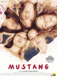 Plakat filmu Mustang