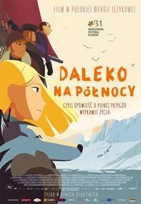 Plakat filmu Daleko na północy