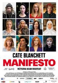 Plakat filmu Manifesto