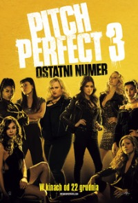 Plakat filmu Pitch Perfect 3