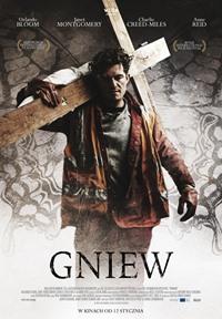 Plakat filmu Gniew