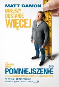 Plakat filmu Pomniejszenie