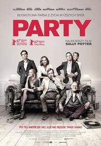 Plakat filmu Party