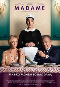 Plakat filmu Madame