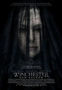 Plakat filmu Winchester. Dom duchów