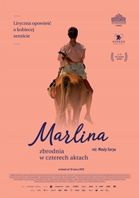 Plakat filmu Marlina - zbrodnia w czterech aktach