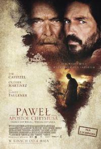 Plakat filmu Paweł, apostoł Chrystusa