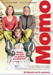 Plakat filmu Momo