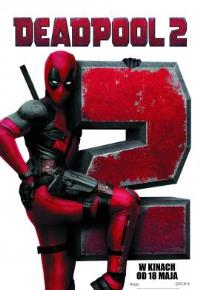 Plakat filmu Deadpool 2