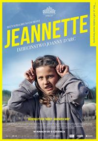 Plakat filmu Jeannette. Dzieciństwo Joanny D'Arc