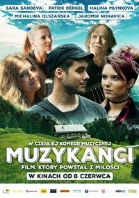 Plakat filmu Muzykanci
