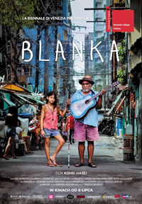 Plakat filmu Blanka