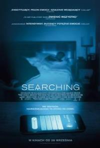 Plakat filmu Searching