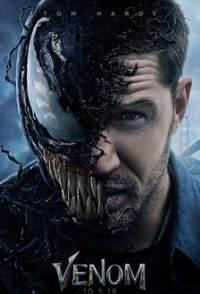 Plakat filmu Venom 3D