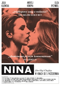 Plakat filmu Nina