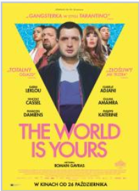 Plakat filmu The World is Yours