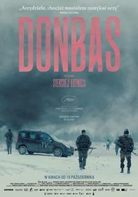 Plakat filmu Donbas