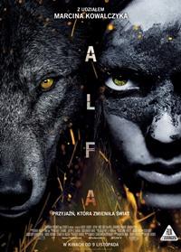 Plakat filmu Alfa