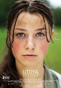 Plakat filmu Utoya, 22 lipca