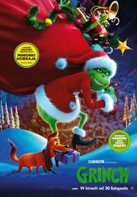 Plakat filmu Grinch