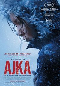Plakat filmu Ajka