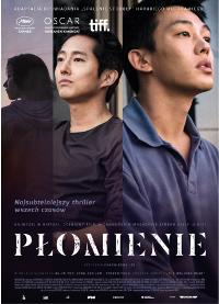 Plakat filmu Płomienie