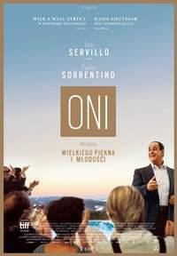 Plakat filmu Oni, reż. P. Sorrentino