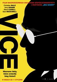 Plakat filmu Vice