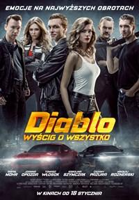 Plakat filmu Diablo. Wyścig o wszystko