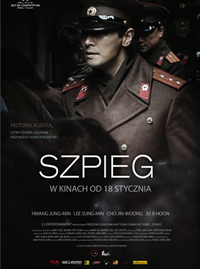 Plakat filmu Szpieg (2018)