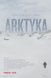 Plakat filmu Arktyka