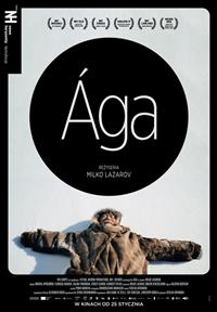 Plakat filmu Aga