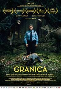 Plakat filmu Granica