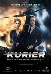Plakat filmu Kurier