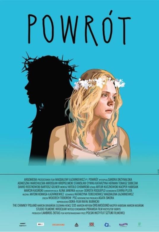 Plakat filmu Powrót, reż. M. Łazarkiewicz