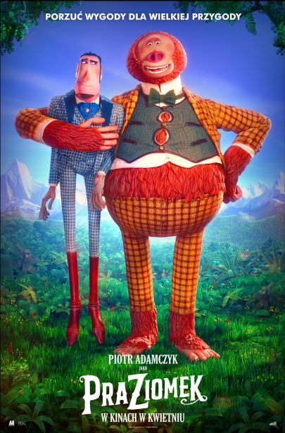 Plakat filmu Praziomek
