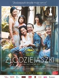 Plakat filmu Złodziejaszki