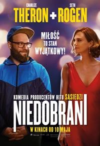 Plakat filmu Niedobrani