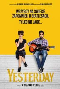 Plakat filmu Yesterday