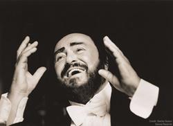 Plakat filmu Pavarotti