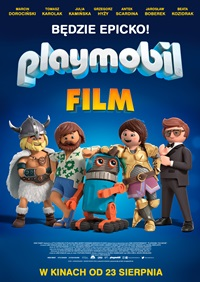 Plakat filmu Playmobil: Film 3D