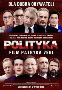 Plakat filmu Polityka