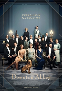 Plakat filmu Downton Abbey
