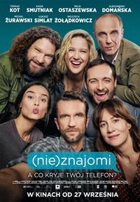 Plakat filmu (Nie)znajomi