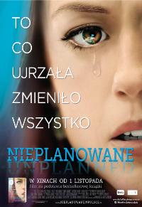 Plakat filmu Nieplanowane