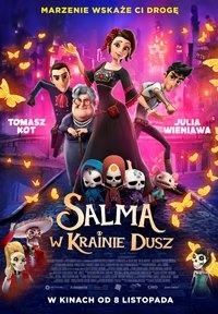 Plakat filmu Salma w krainie dusz