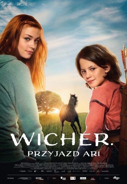 Plakat filmu Wicher: Przyjazd Ari