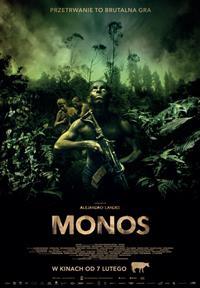 Plakat filmu Monos